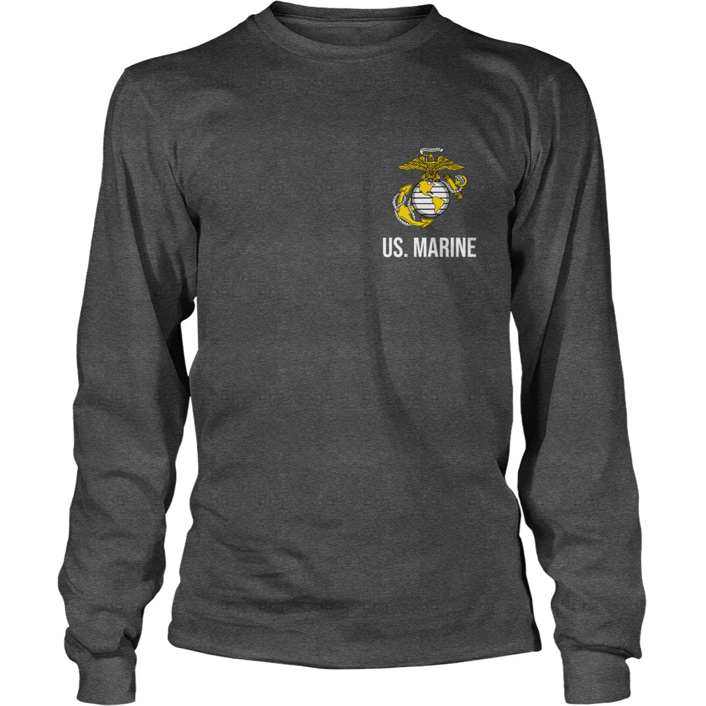 Cool Tags America United States US Marine Corps shirt