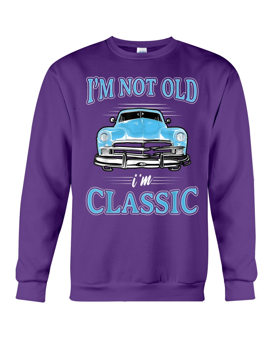 Awesome Retro I'm Not Old I'm Classic 1950s 1960s Classic shirt