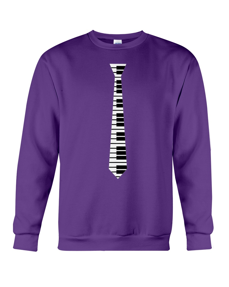 Cool Retro Never Forget The 80s Piano Tie Sarcastic shirt