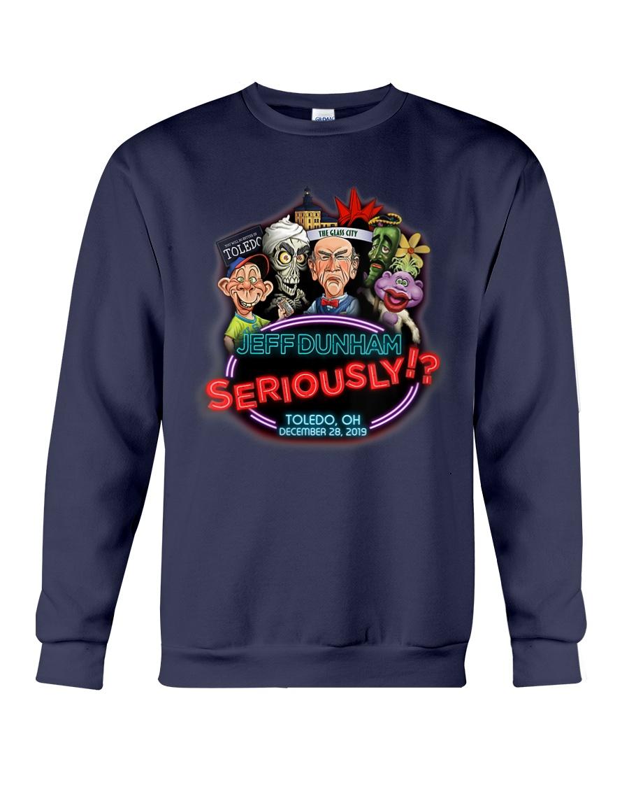Great Womens Jeff Dunham Toledo OH shirt