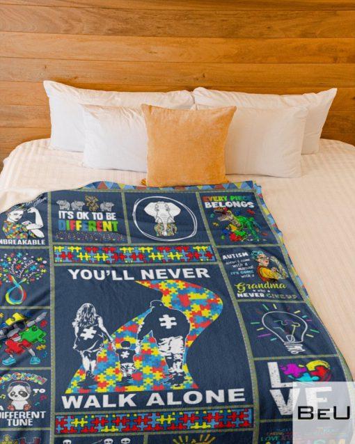 Autism-Youll-never-walk-alone-fleece-blanket4-2-510x638