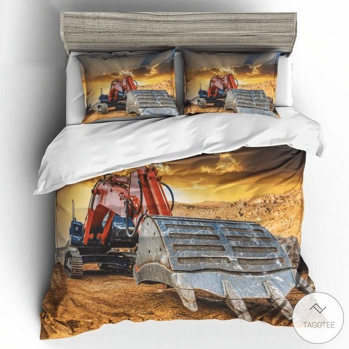 Excavator-bedding-setsz