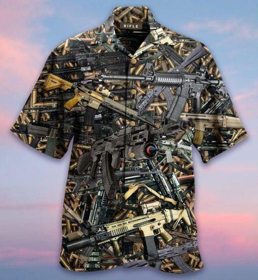 Firearms-Guns-Hawaiian-Shirt-510x552