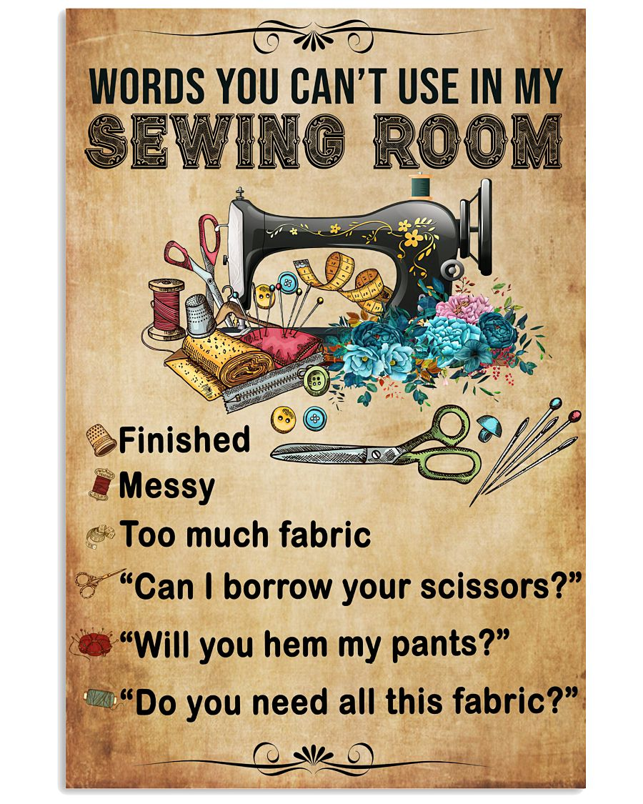 Words-you-cant-use-in-my-sewing-room-vintage-poster
