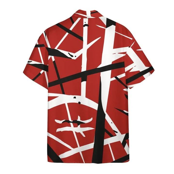 Eddie-Van-Halen-Guitar-Pattern-Hawaiian-Shirt