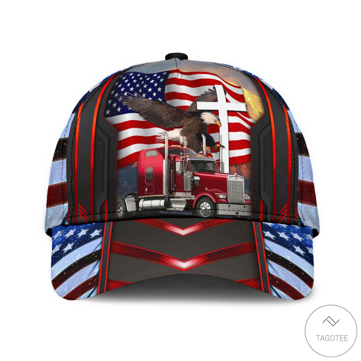 Trucker-Eagle-Cap