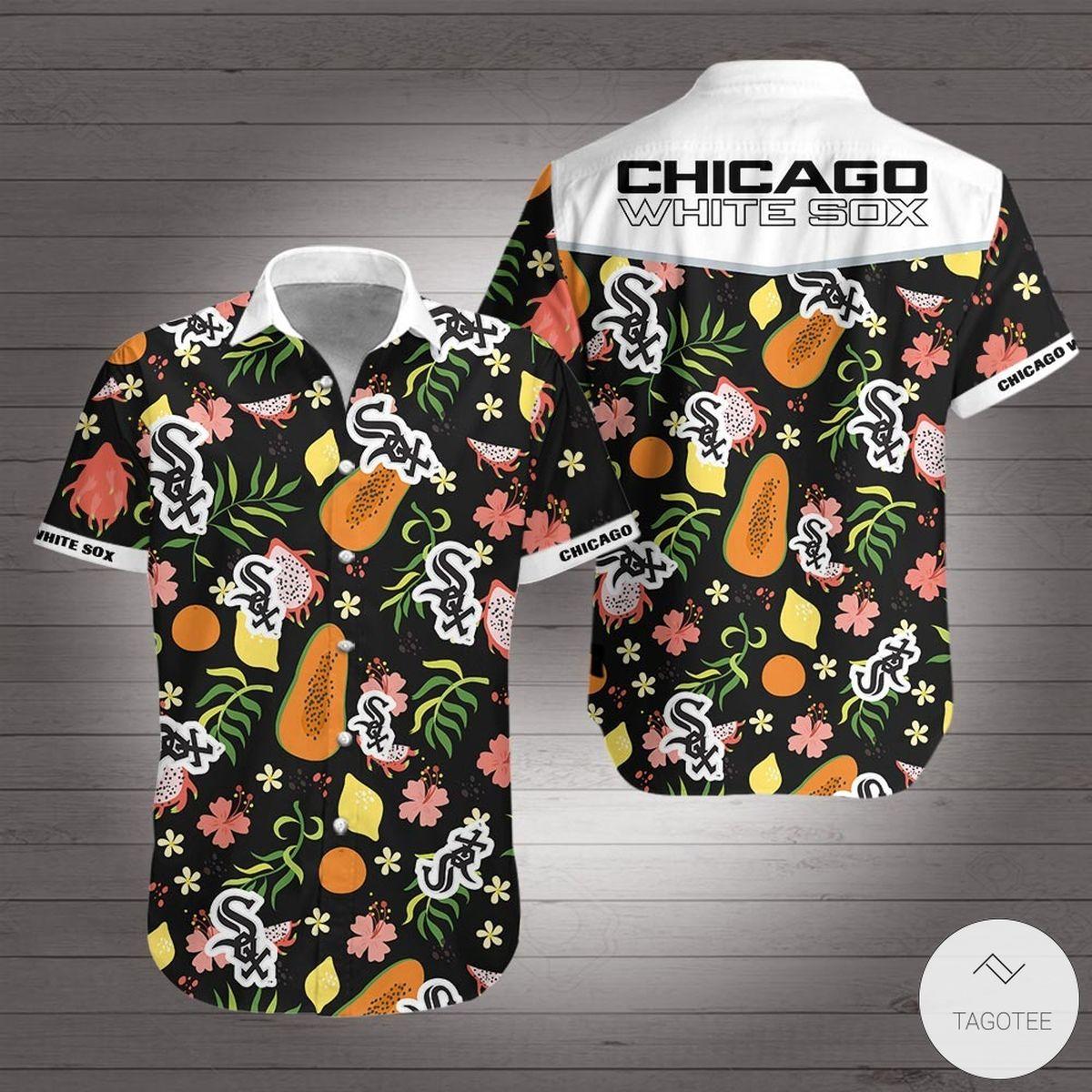 Chicago-White-Sox-Hawaiian-Shirt