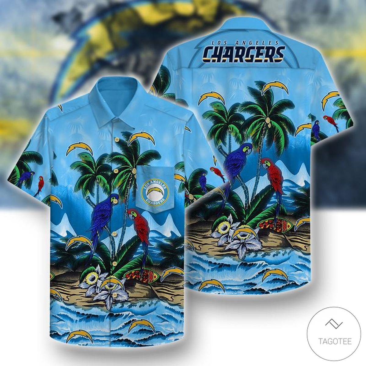 Los-Angeles-Chargers-Hawaiian-Shirt-1
