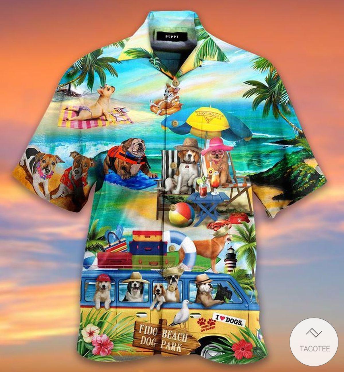 Paws-On-Board-Unisex-Hawaiian-Shirt