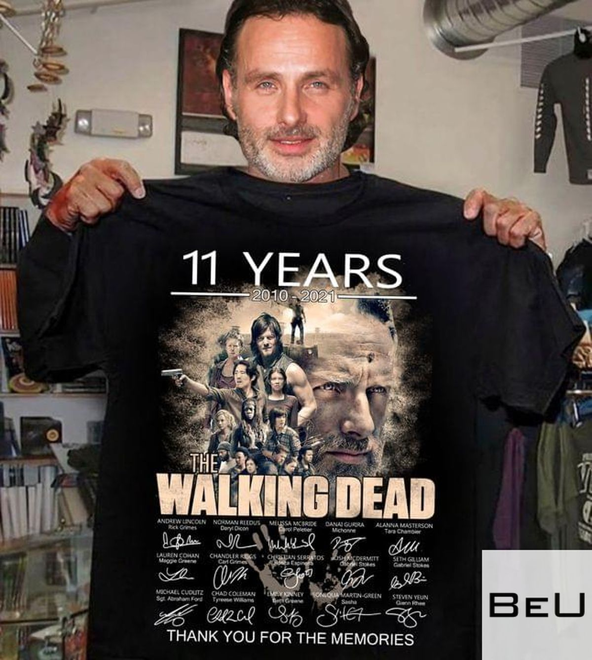 11-Years-2010-2021-The-Walking-Dead-Thank-You-For-The-Memories-Shirt-v